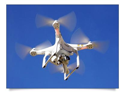 無人航空機(ドローン)事業